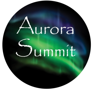 """Aurora Summit"" Logo"