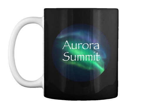 The Aurora Summit Mug